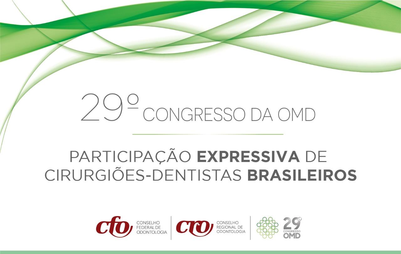 29° CONGRESSO DA OMD