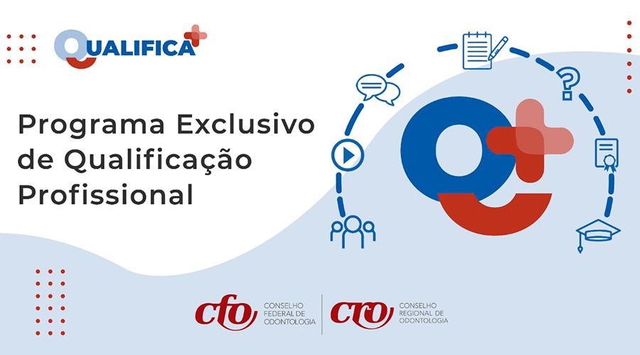 QUALIFICA MAIS: CFO DISPONIBILIZA PROGRAMA EXCLUSIVO DE QUALIFICAÇÃO PROFISSIONAL À CATEGORIA