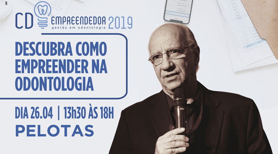 CD EMPREENDEDOR PRESTIGIA PROFISSIONAIS DA REGIÃO SUL DO ESTADO