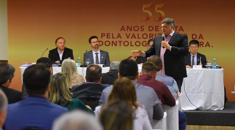 55 ANOS DE ODONTOLOGIA