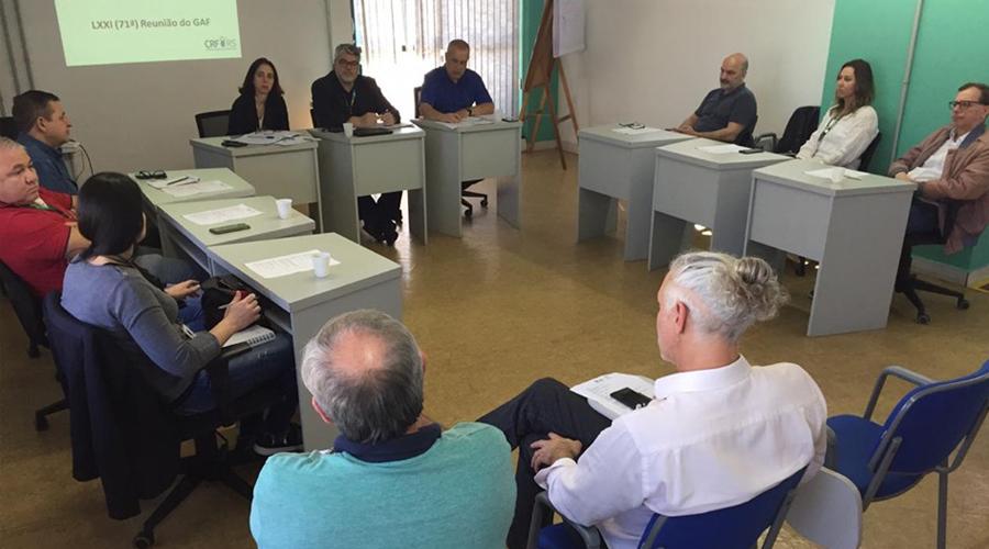 REUNIÃO DE AGENTES FISCAISE A DEFESA DA SOCIEDADE