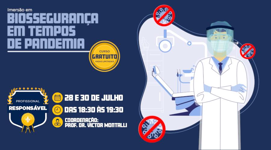 BIOSSEGURANÇA EM TEMPOS DE PANDEMIA