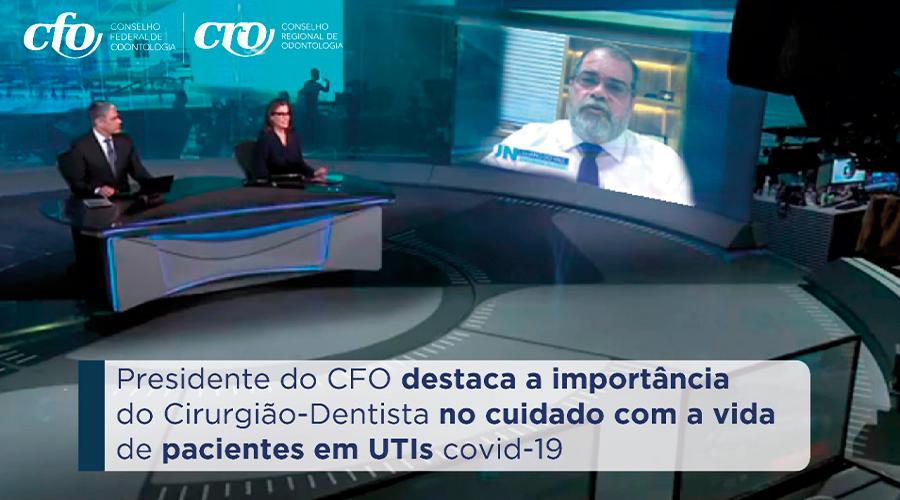 JN DESTACA IMPORTÂNCIA DA ODONTOLOGIA HOSPITALAR PARA SALVAR VIDAS